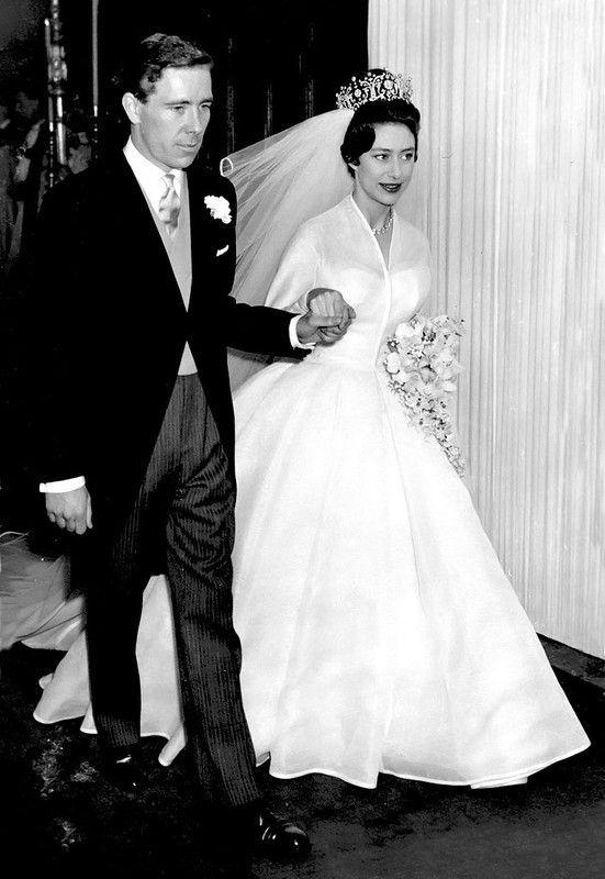 Mariage  la princesse Margaret d\u0027Angleterre